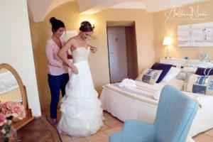 laurie de l'écrin du mariage