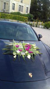 décor de voiture, capot
