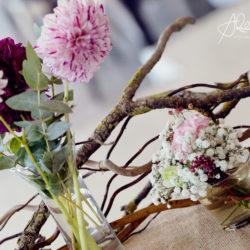 Akane décoratrice florale VAR